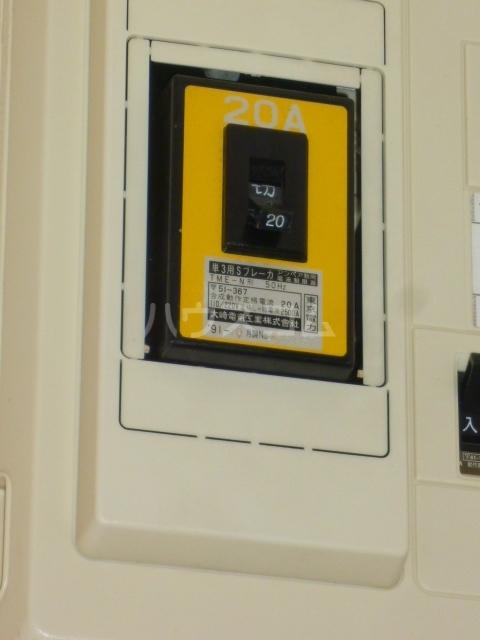 コーポオタキ 202号室のセキュリティ