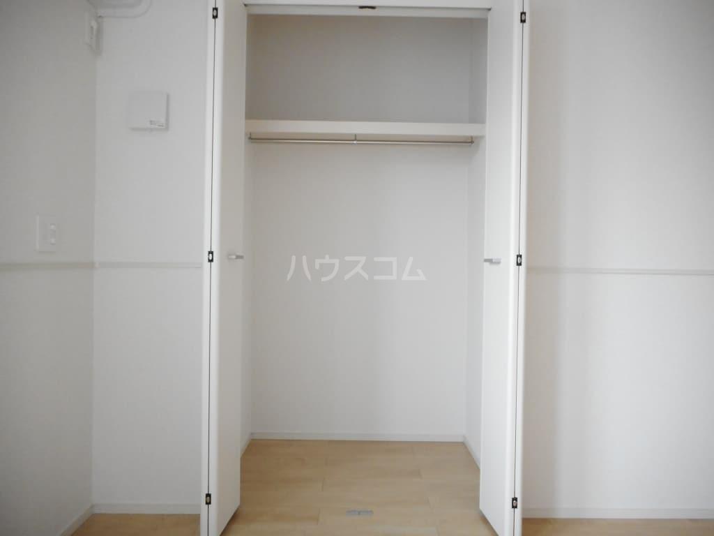 リバティ 15 C 02020号室の収納