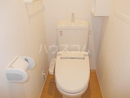 アドヴァンスA 02020号室のトイレ