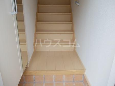アドヴァンスA 02020号室の玄関