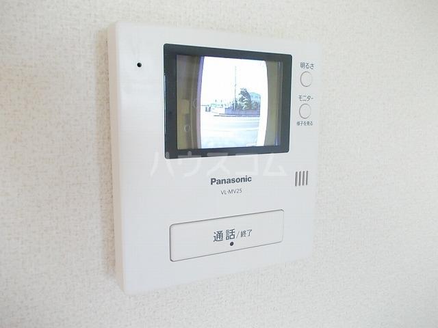 メゾンド ソレイユ ブラン 01010号室のセキュリティ