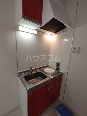 アートヒルズ大森中 202号室のキッチン