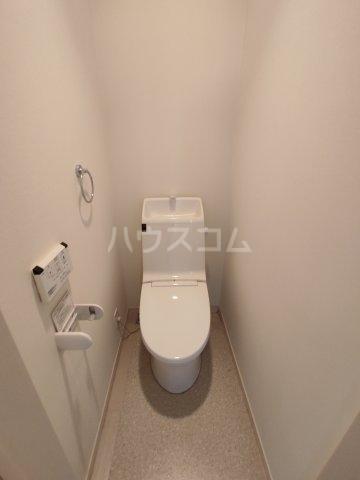 アートヒルズ大森中 202号室のトイレ