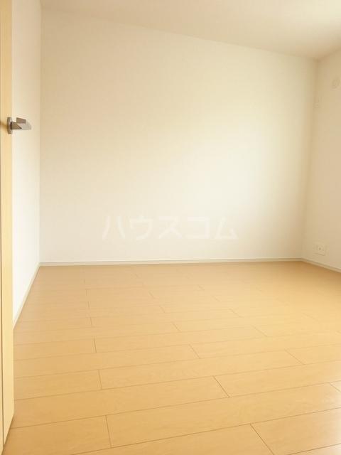 K-TEN Ⅰ 01010号室のベッドルーム
