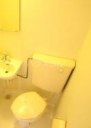 フォーレ馬橋 205号室のトイレ