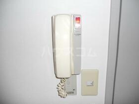 カームネスコーポ 0201号室のセキュリティ