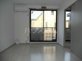 カームネスコーポ 0201号室のリビング
