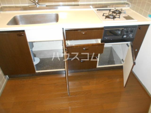 タウンシップ用賀 202号室のキッチン