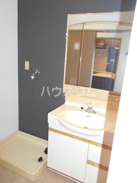 タウンシップ用賀 202号室の洗面所
