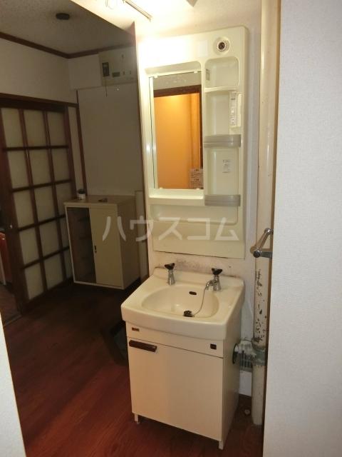 ルグランビル 601号室の風呂
