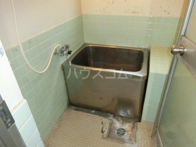 ルグランビル 601号室のトイレ