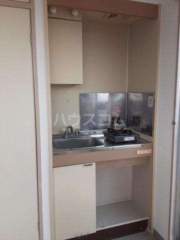 ナカハラビル 5A号室のキッチン