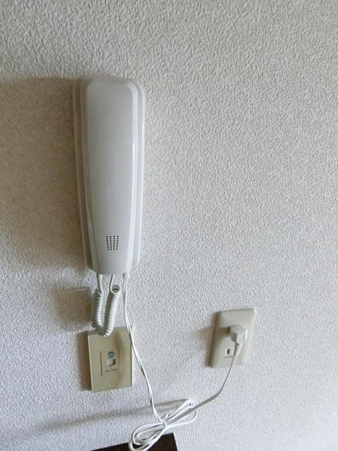 レジデンスコア 105号室のセキュリティ