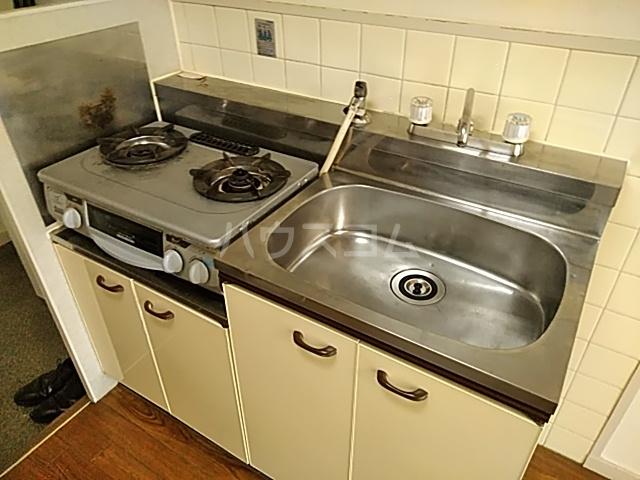 ベルコート茨木 301号室のキッチン