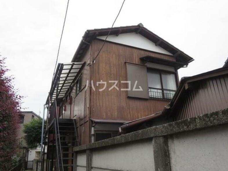 飯田荘外観写真