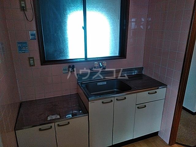 オプス正雀 301号室のキッチン