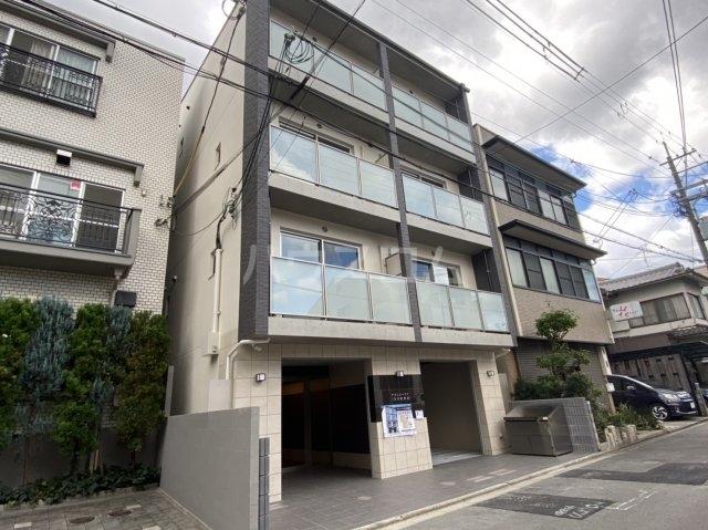 グランドーリアJR円町駅前外観写真