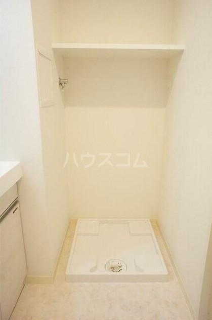 グラース洗足池 302号室の設備