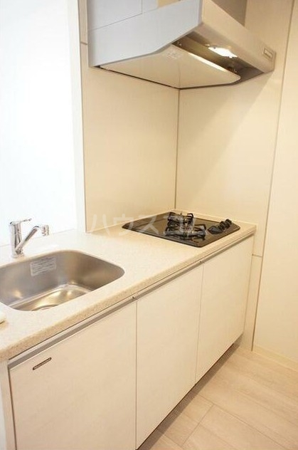 グラース洗足池 302号室のキッチン