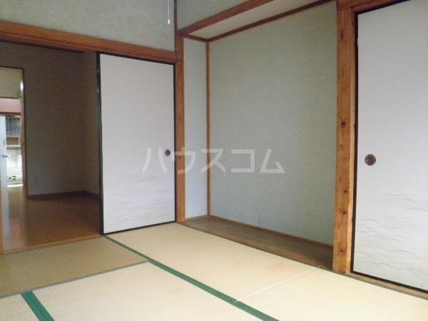 青羽荘 203号室の居室