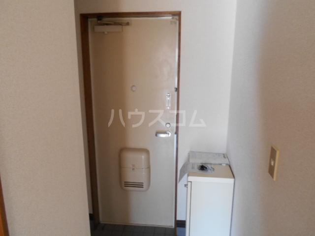 リード豊田 109号室の玄関