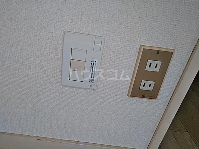 グリーンハイツ 207号室のセキュリティ