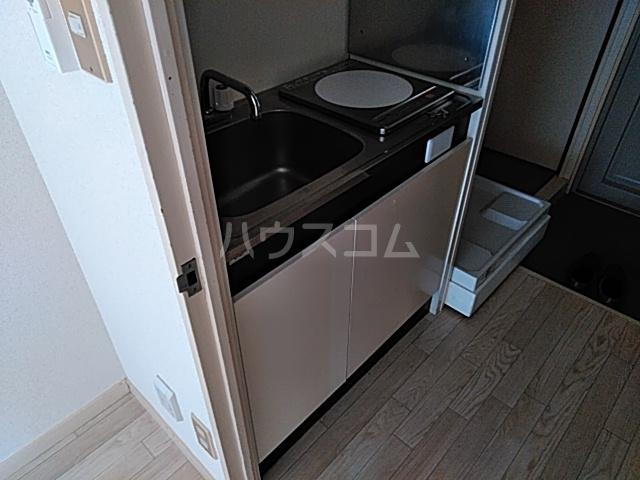 グリーンハイツ 207号室のキッチン