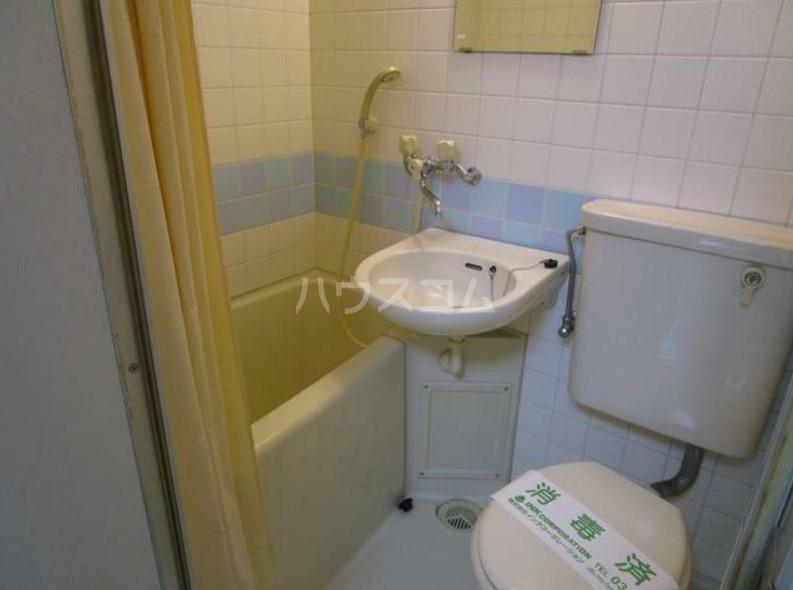 アーバンホーム洗足池 102号室の風呂