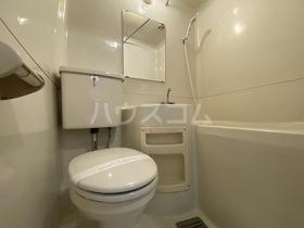 五反田ダイヤモンドマンション 1309号室のバルコニー