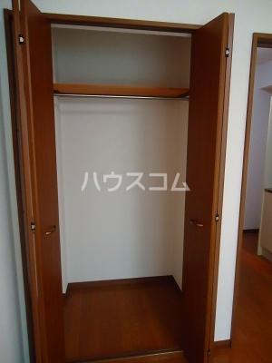 アンプルール ブワ My 203号室の収納