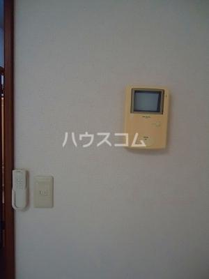 アンプルール ブワ My 203号室のセキュリティ