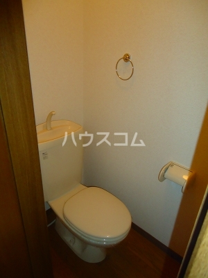 アンプルール ブワ My 203号室のトイレ