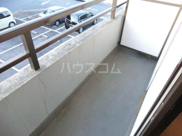 ファイン町田 201号室のバルコニー