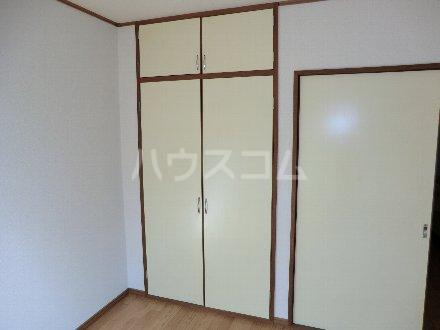 ファイン町田 201号室の収納