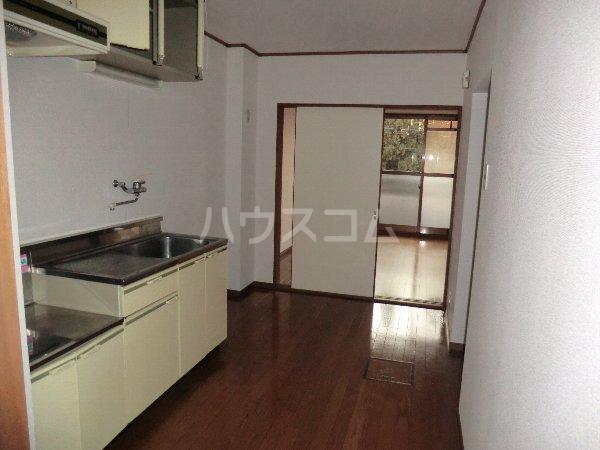 ファイン町田 201号室のキッチン