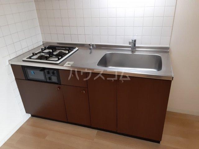 アルファパル喜多山 302号室の風呂