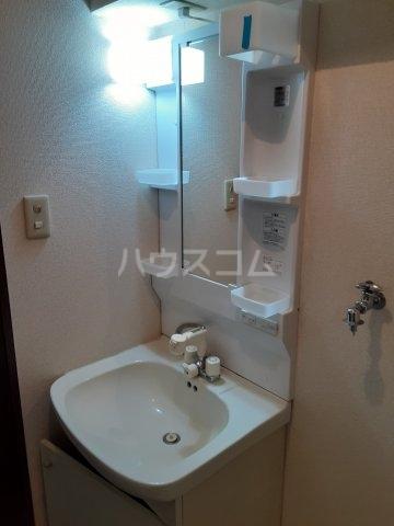 アルファパル喜多山 302号室のトイレ