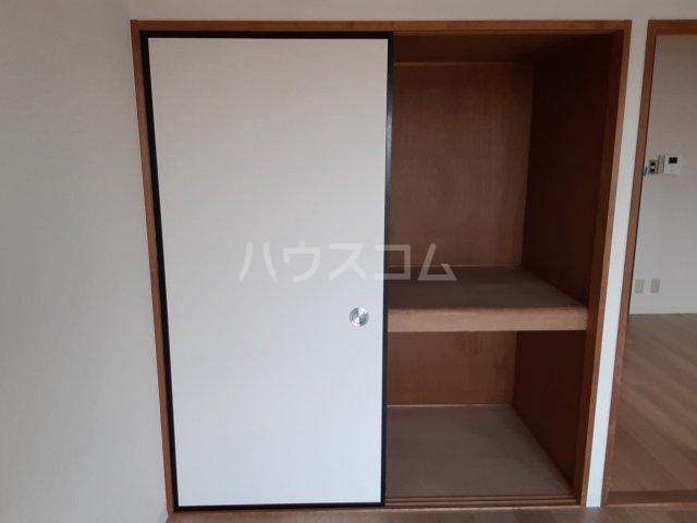 アルファパル喜多山 302号室の玄関