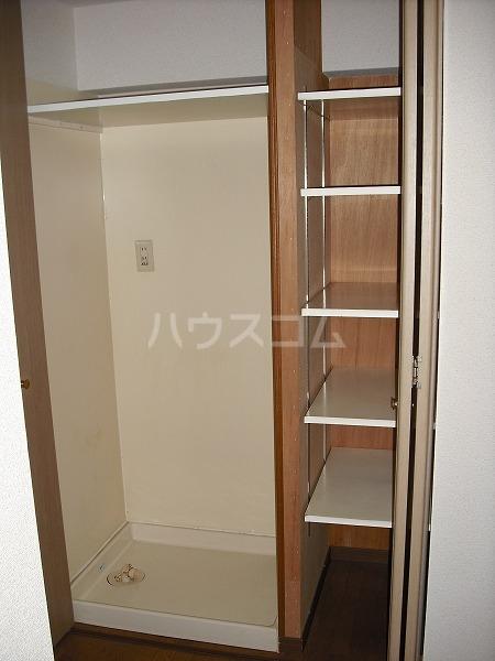 マンションミネ 302号室の収納