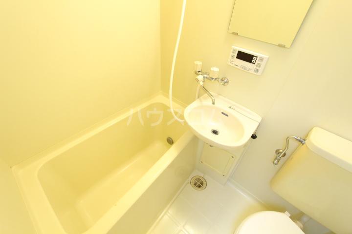 タートル21 407号室の風呂