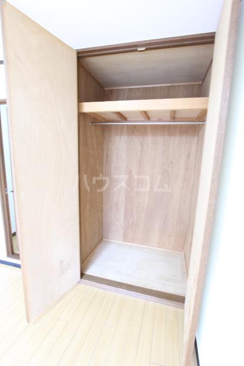 タートル21 407号室の収納