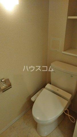 S-FORT静岡本通 502号室のトイレ