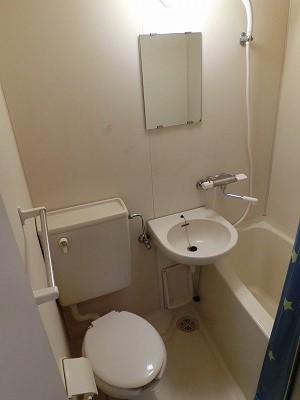 GATHER24 402号室の風呂