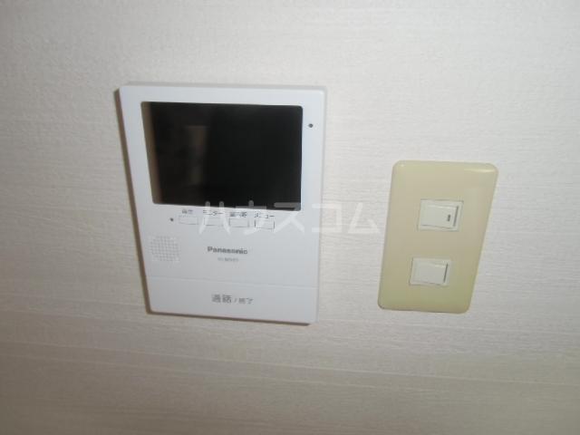 ブライトタイムⅠ 408号室のセキュリティ