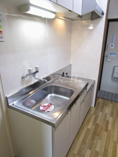 ブライトタイムⅠ 408号室のキッチン
