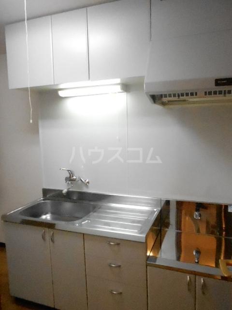aimer泉 102号室のキッチン