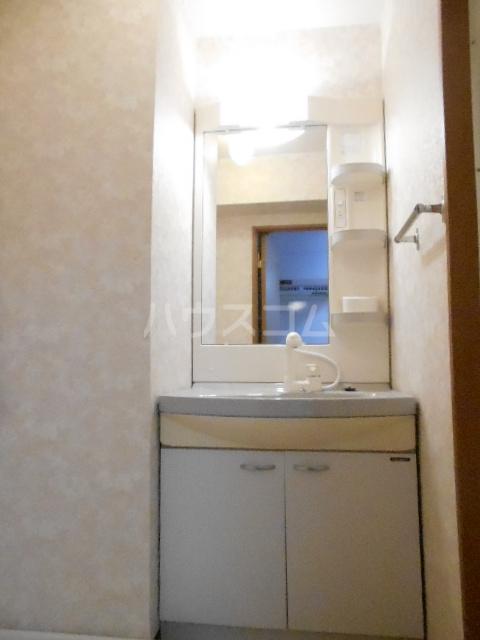 aimer泉 102号室の洗面所