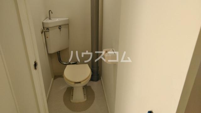 東和ビル 505号室のトイレ