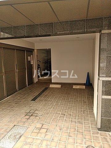プライマリー桜新町 503号室の駐車場