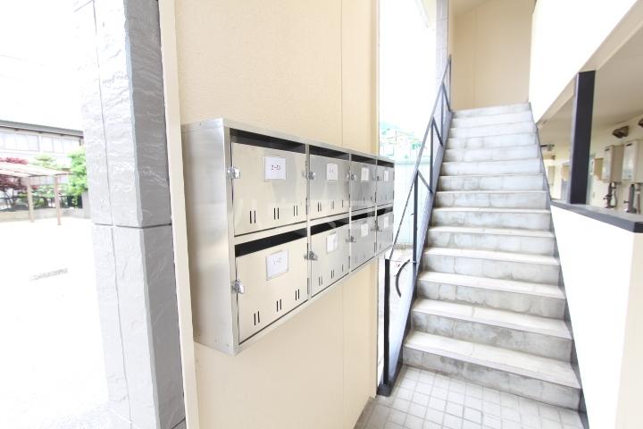 アートビレッジ 1B号室の設備